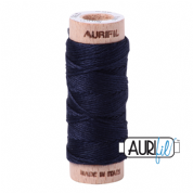 Aurifloss - 6-strand cotton floss - 2785 (Very Dark Navy)